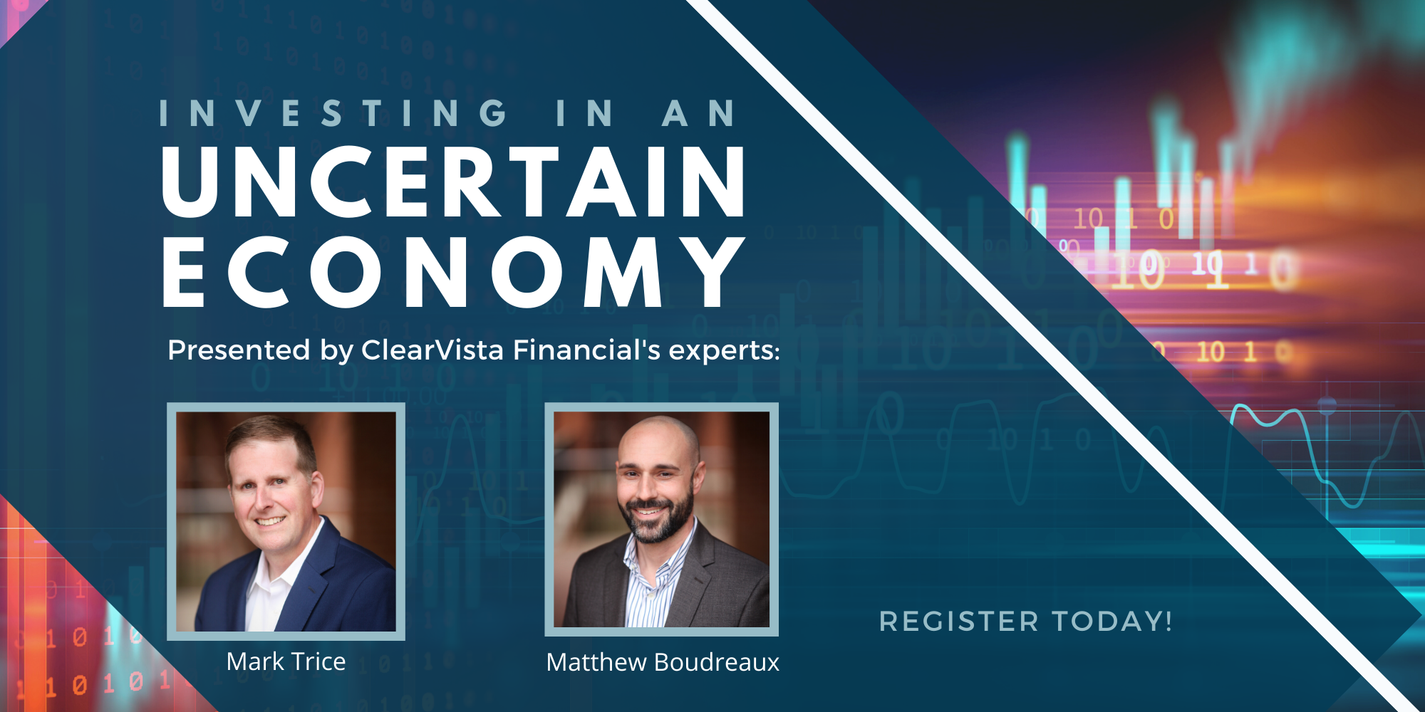 Live Webinar - Investing In An Uncertain Economy Thumbnail