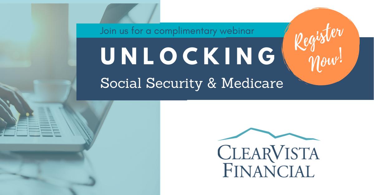 Live Webinar - Unlocking Social Security and Medicare Thumbnail