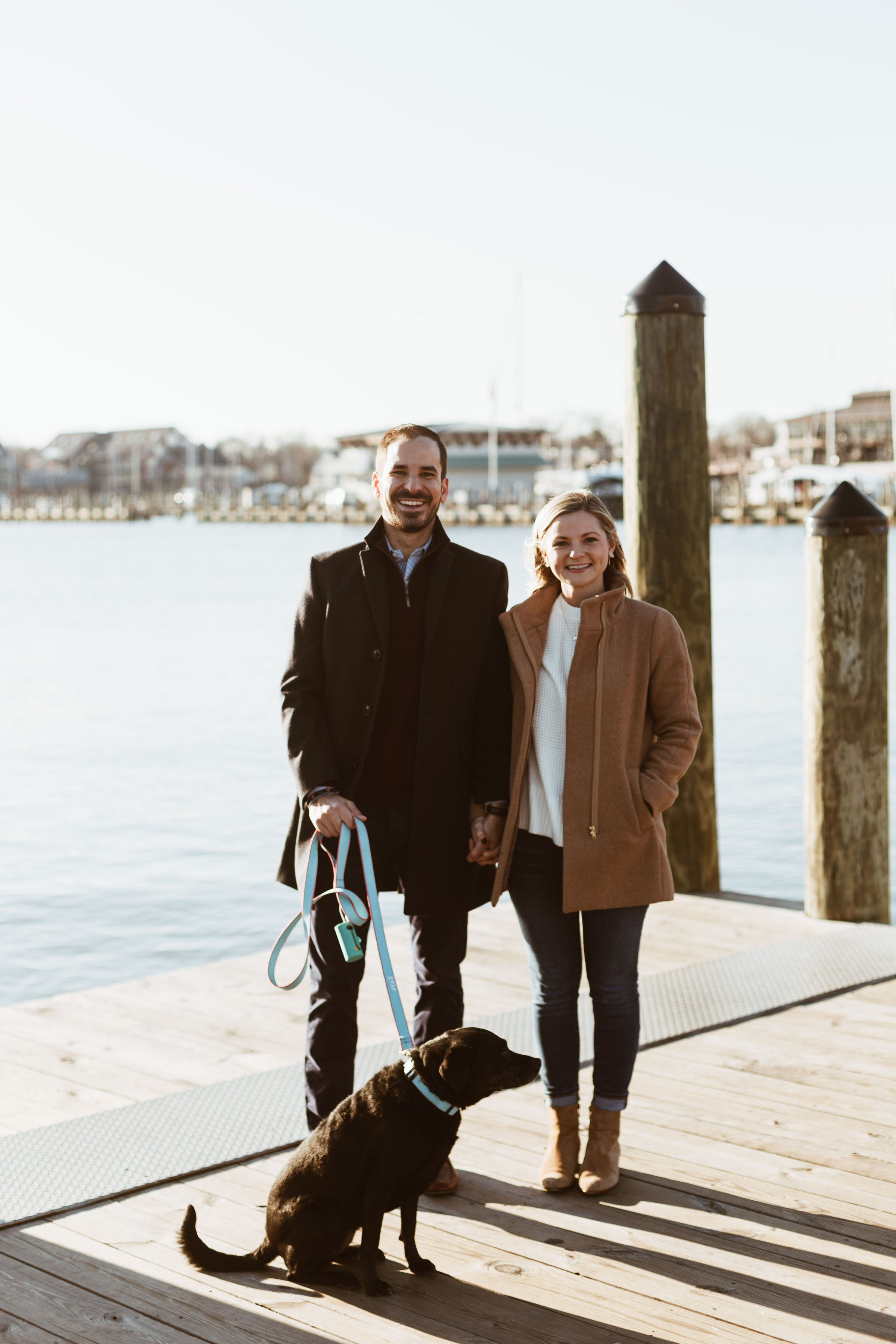 Jason Dall'Acqua, women and dog