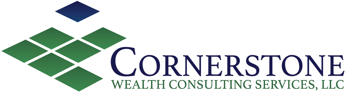 Logo for Cornerstone Wealth Consulting Services, LLC