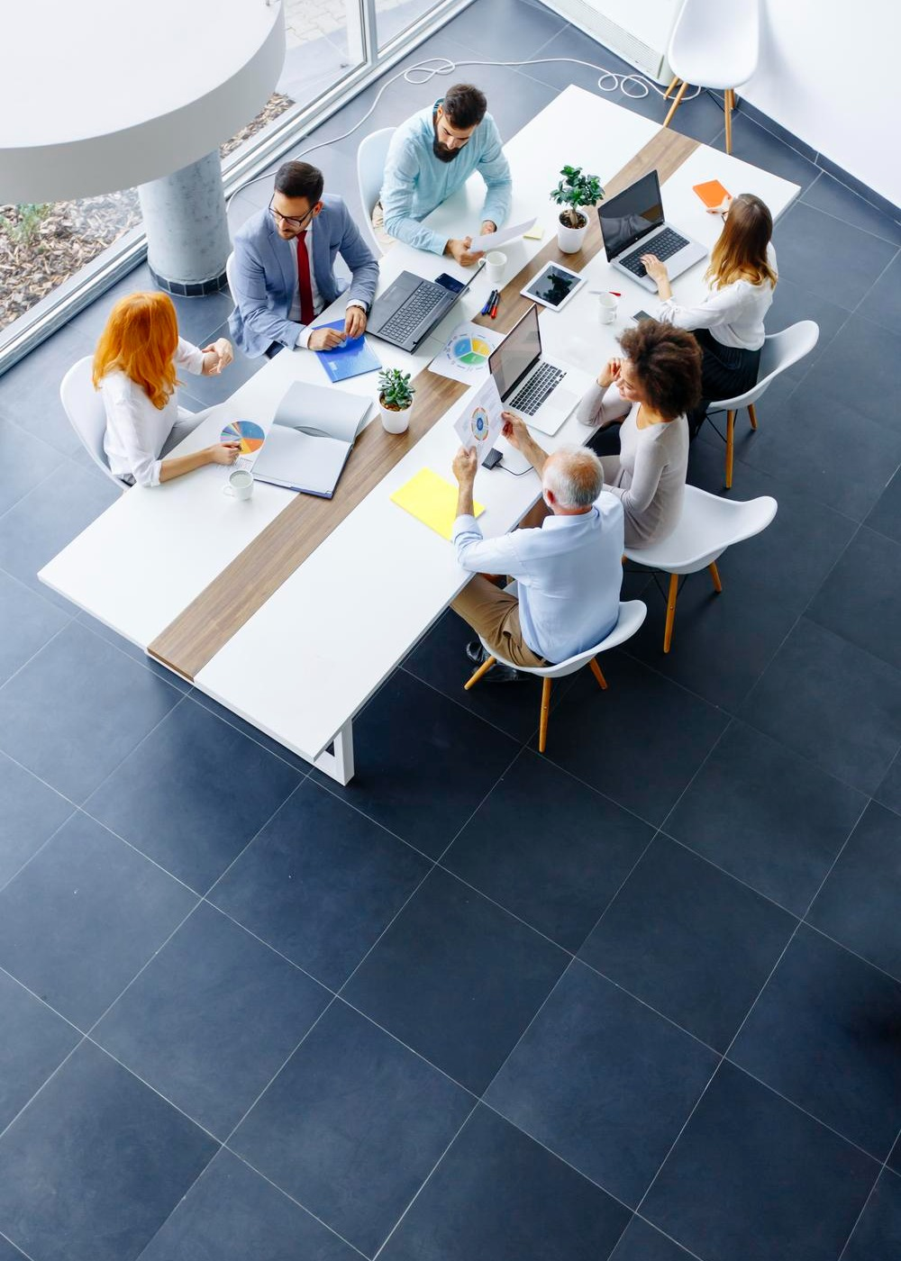 Staff Planning Department Photo