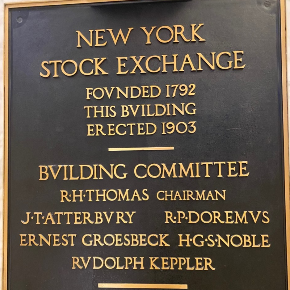 NYSE Visit August 2021 Hover Photo
