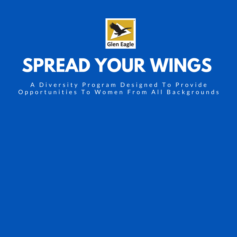 Spread Your Wings Diversity Program Hover Photo