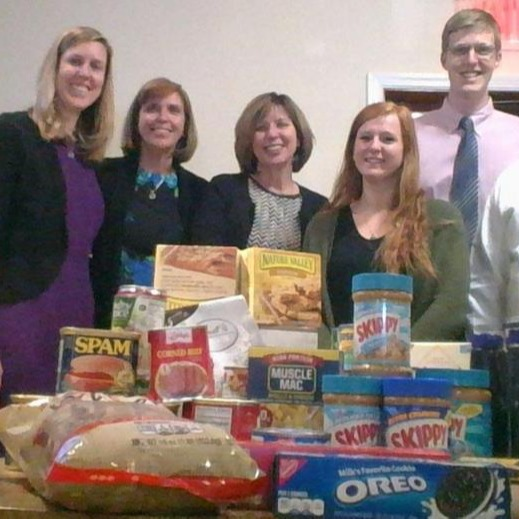 Food Drive for St. Thomas/Virgin Islands Photo