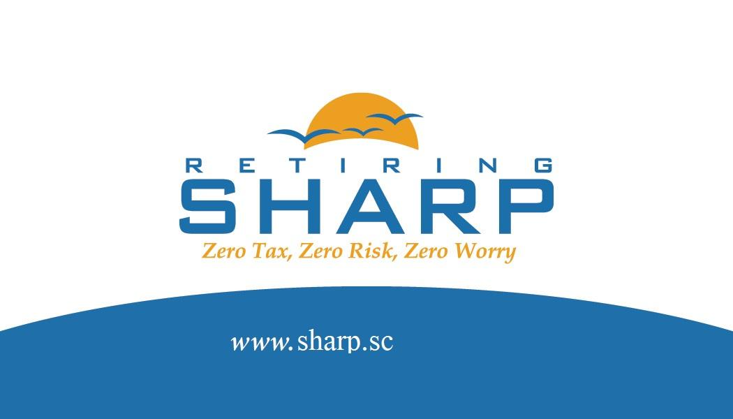 Logo for Retiring Sharp