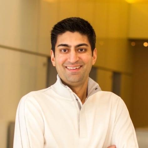 Sapan Vyas headshot