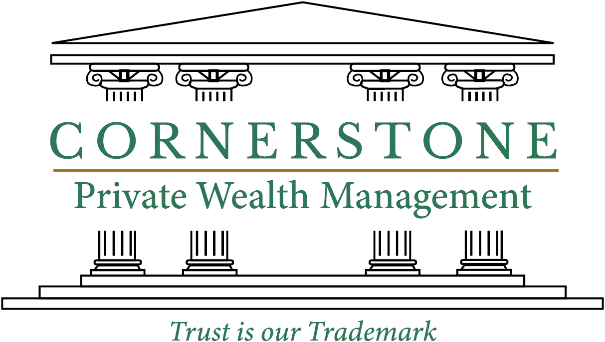Logo for Cornerstone Private Wealth Management