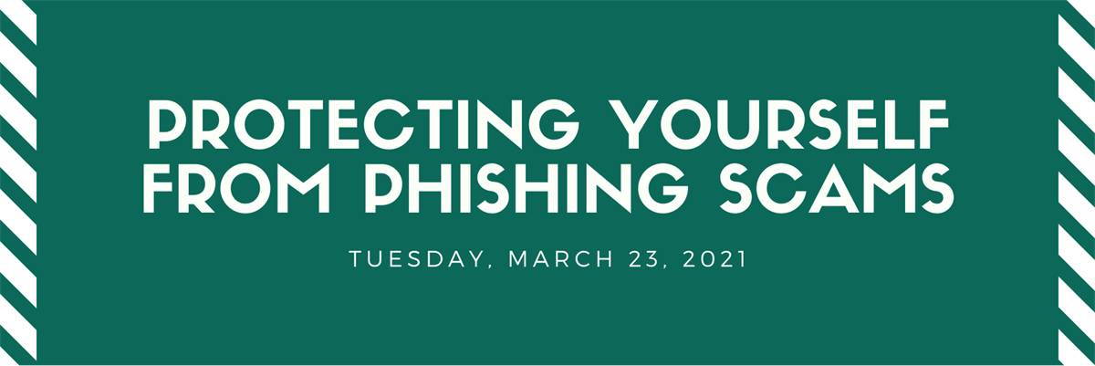 Protecting Yourself From Phishing Scams Thumbnail