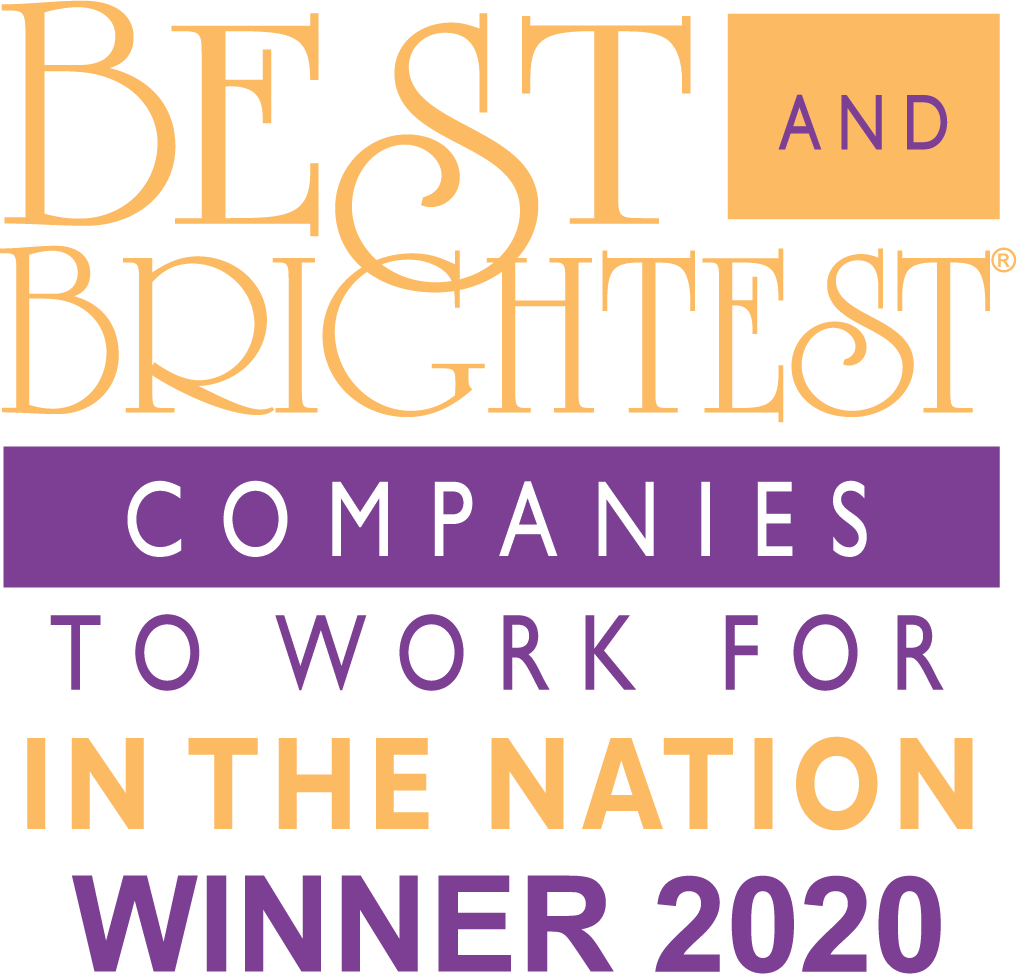 Best and Brightest Companies to Work For In the Nation Winner 2020