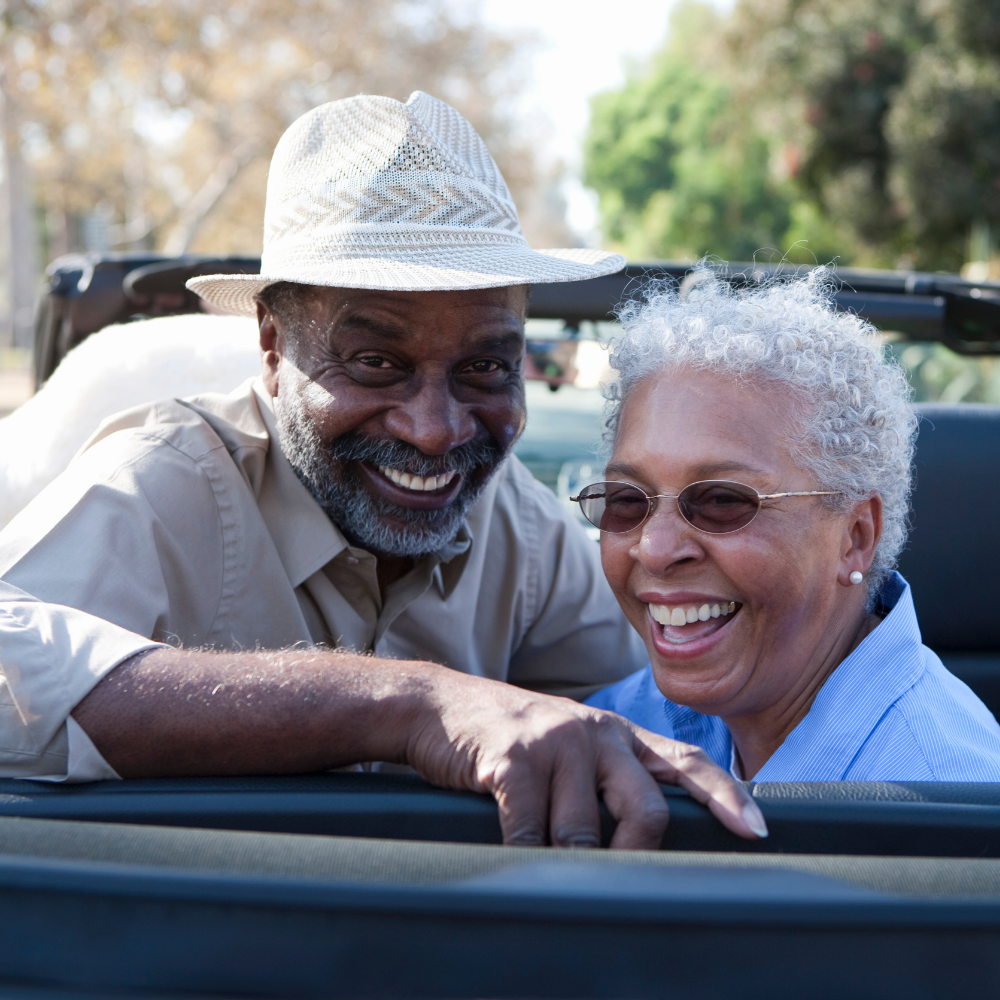married couple approaching retirement