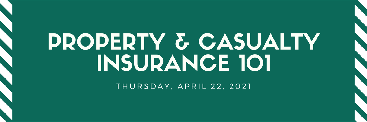 Property & Casualty Insurance 101 Thumbnail