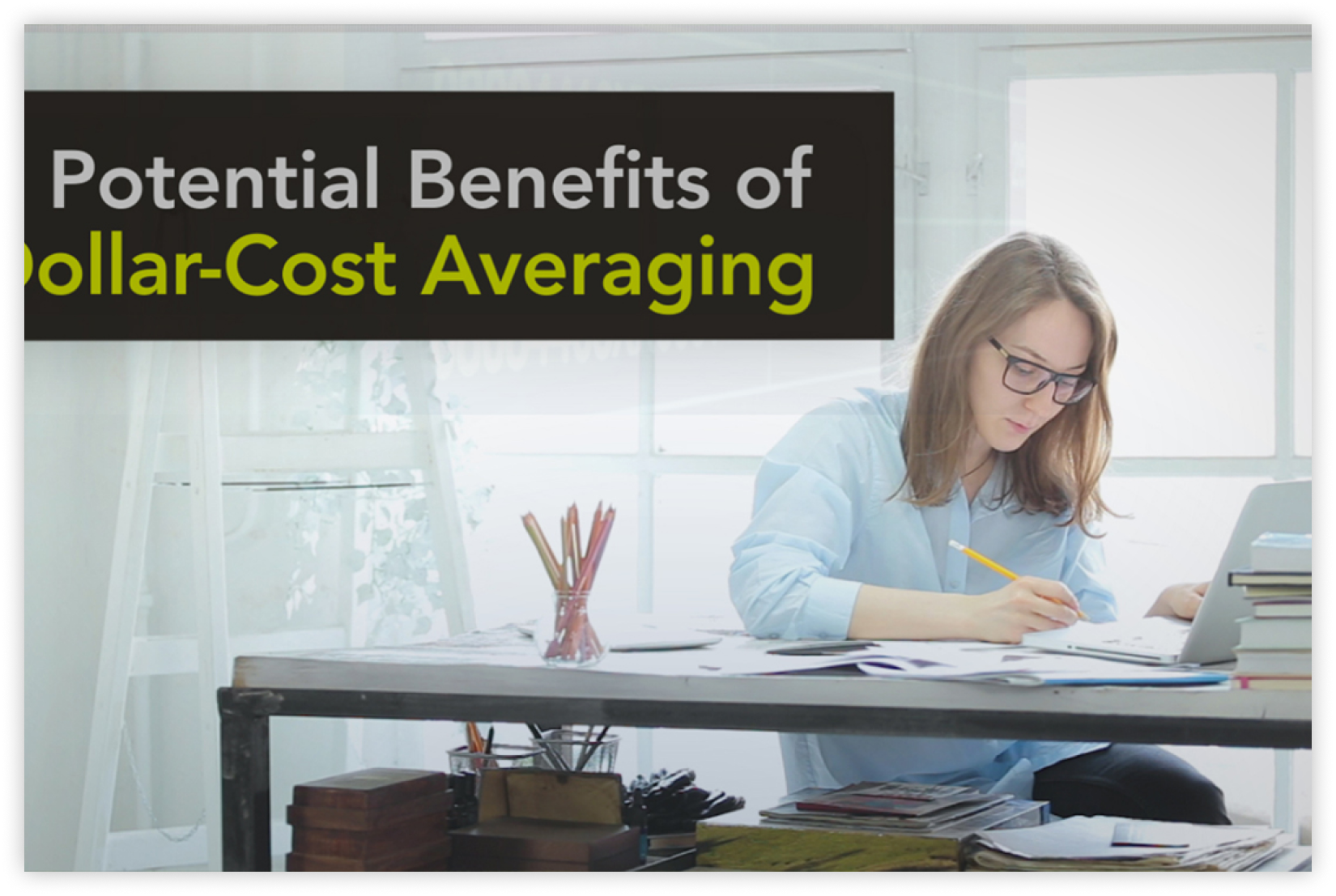 3 Potential Benefits of Dollar-Cost Averaging Thumbnail