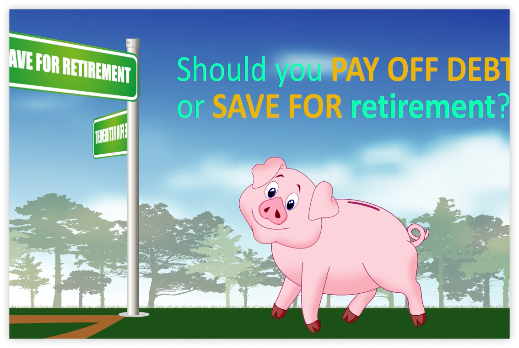 Pay Off Debt or Save for Retirement? Thumbnail