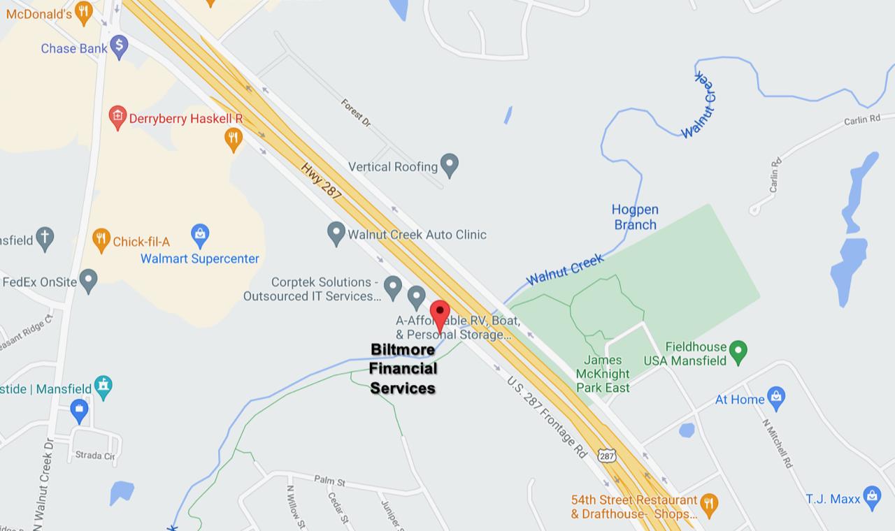 Biltmore Financial Services