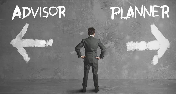 Financial Advisor vs Financial Planner - My Story Thumbnail