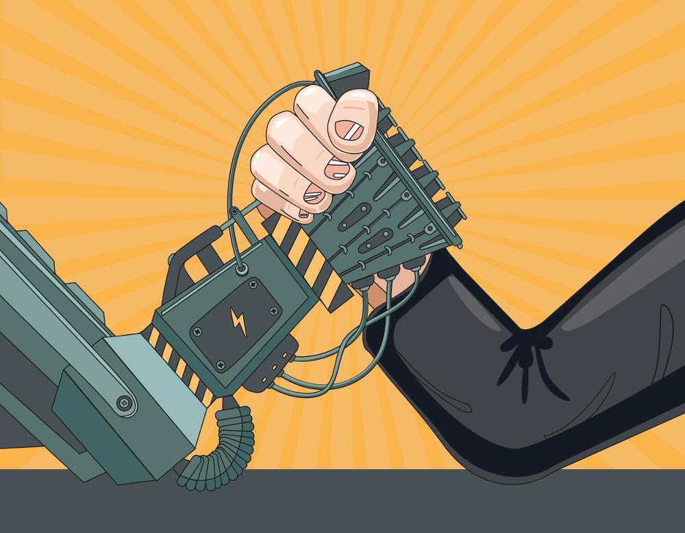 Man vs. Machine - A Real-Life Experiment Thumbnail