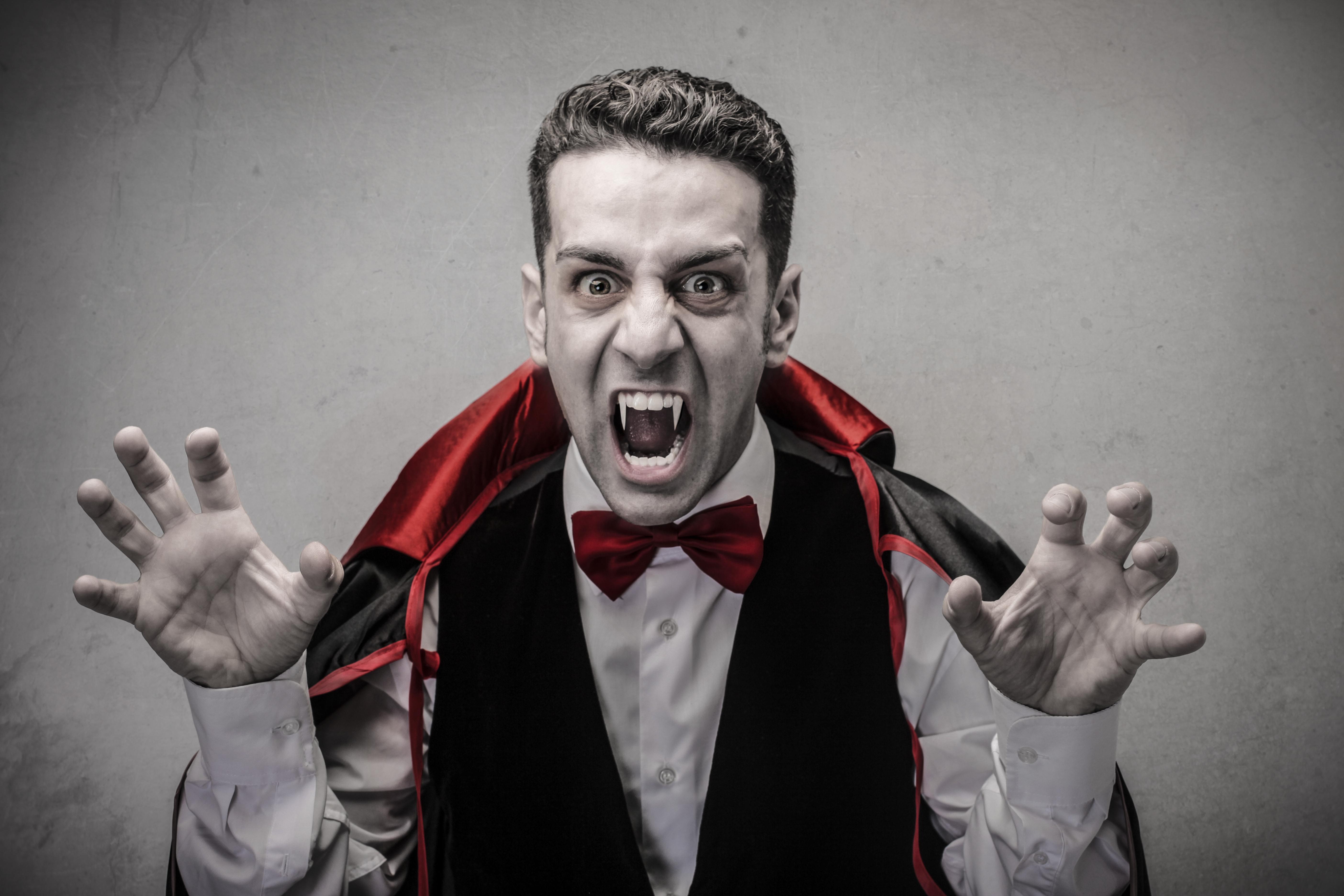 Why Aren't Vampires Billionaires? Thumbnail