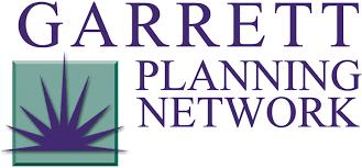 Garrett Planning Network logo Celebrate Financial Planning Cincinnati, OH