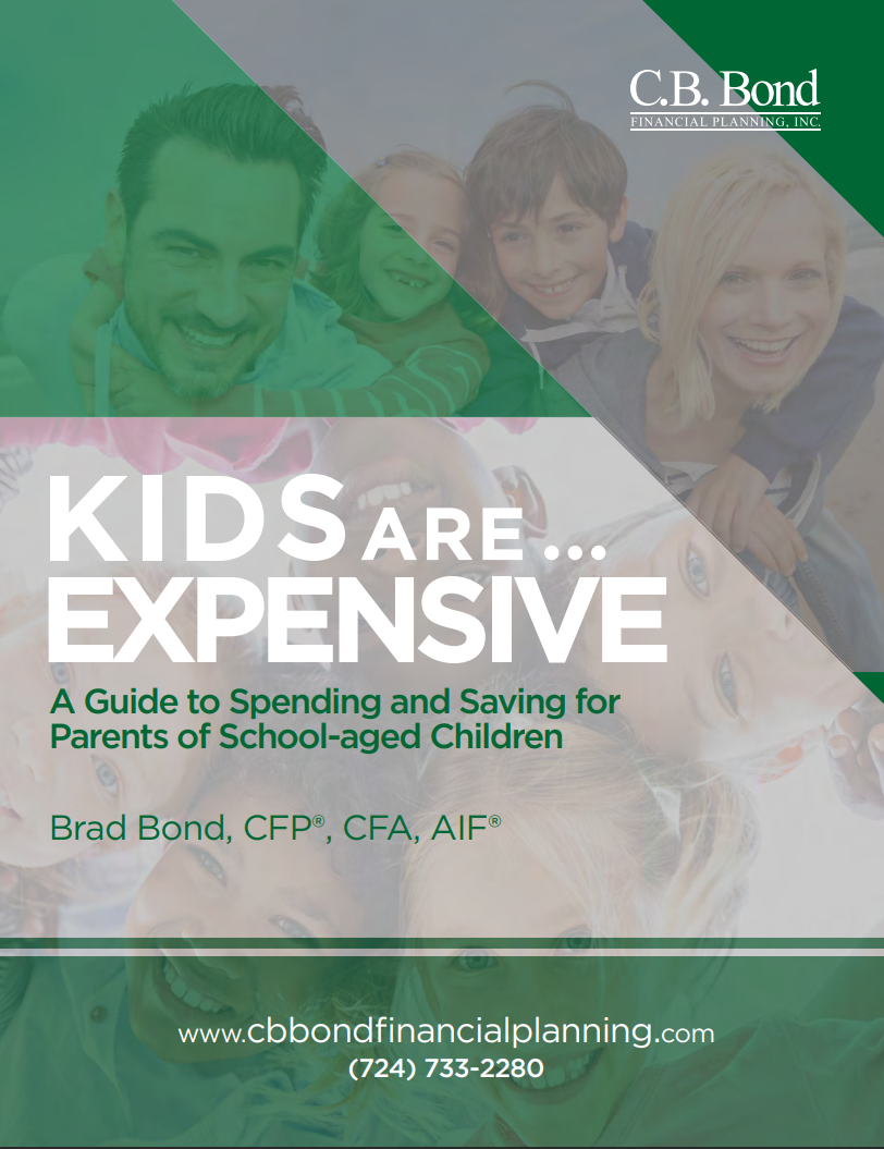 Kids Are… Expensive book cover
