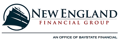 Logo for New England Financial Group