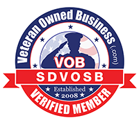 Service Disabled Veteran Owned Business (SDVOSB) Member Badges