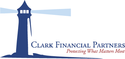 Logo for Clark Financial Partners