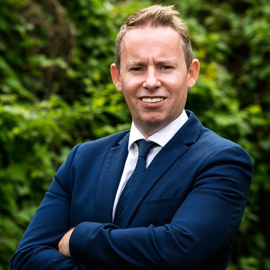 Paddy Mahony