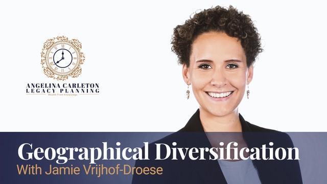Geographical Investment Diversification with Jamie Vrijhof Droese Thumbnail