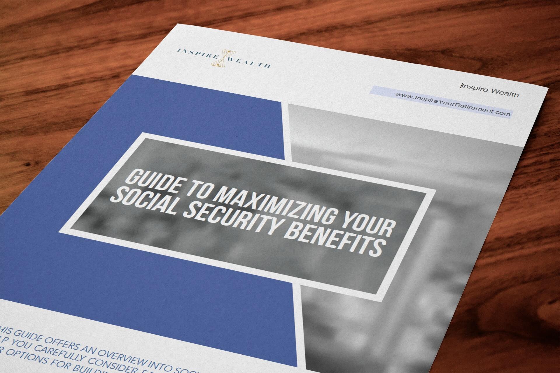 2021 Maximizing Social Security Thumbnail