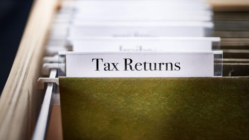 How Long Should You Keep Your Tax Records? Thumbnail