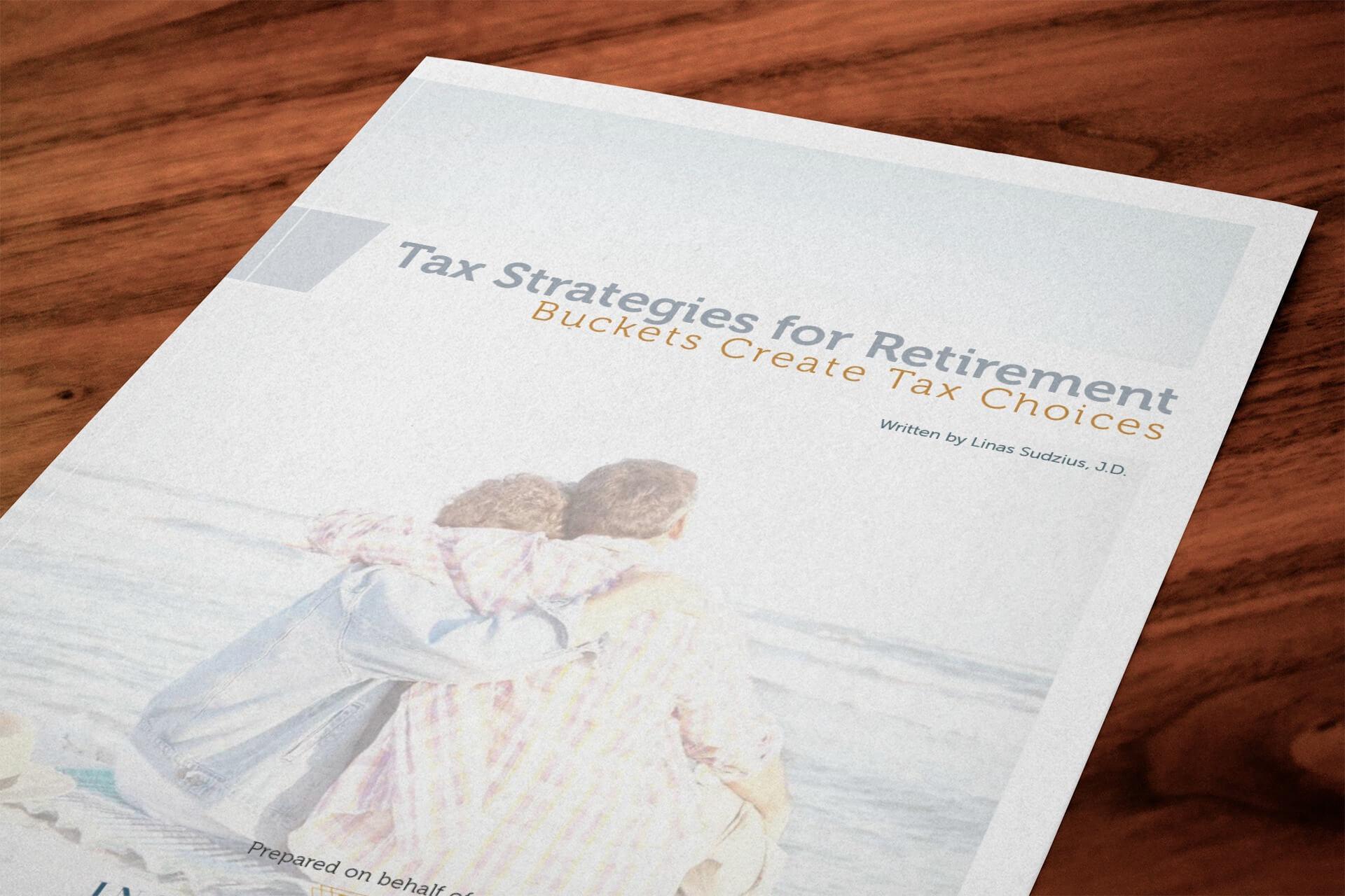 Tax Strategies for Retirement Thumbnail