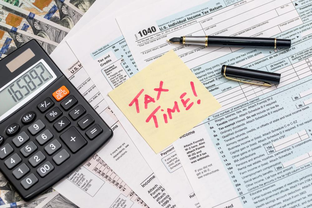 Reduce the Surprise on Tax Day Thumbnail