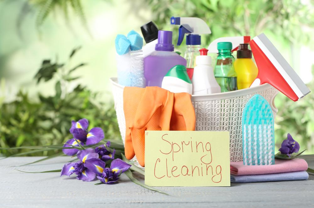 Spring Clean Your Finances Thumbnail