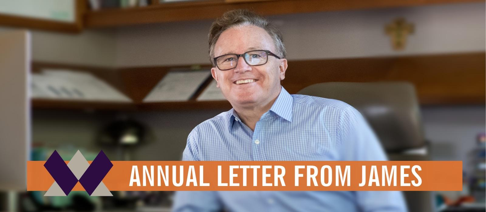 Annual Letter From James Thumbnail