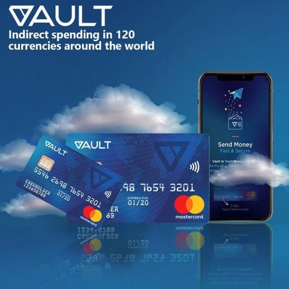 Vault Banking e-money App Tokyo, Japan Adrian Rowles Financial Advisor