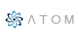 The Atom logo Tokyo, Japan Adrian Rowles Financial Advisor