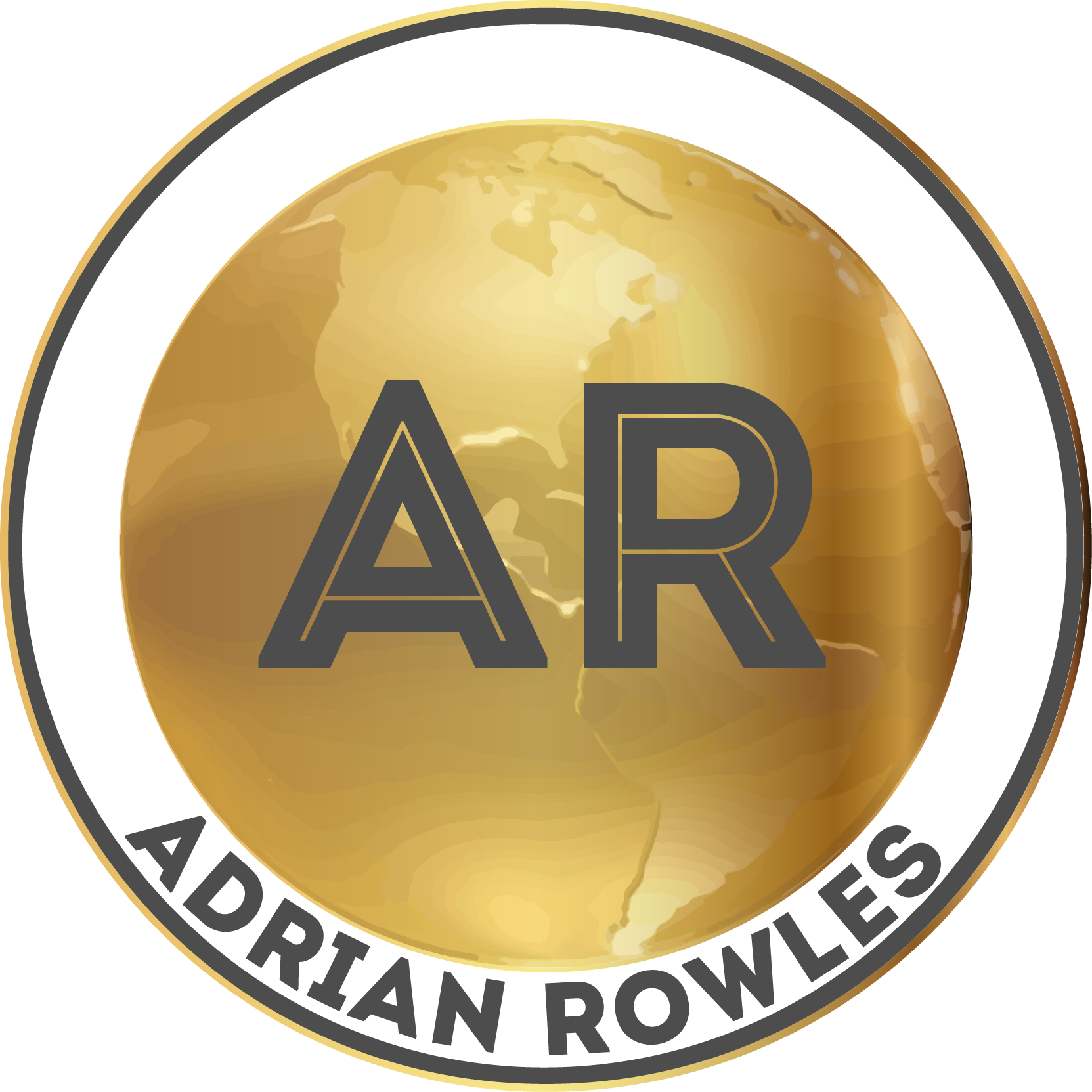 Logo for Adrian Rowles Financial Advisor & Real Estate Agent