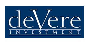 The Devere Investment logo. Tokyo, Japan Adrian Rowles Financial Advisor