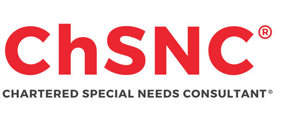 Chartered Special Needs Consultant logo