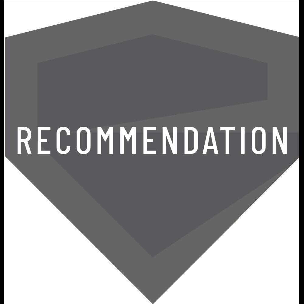 Entruity - Recommendation