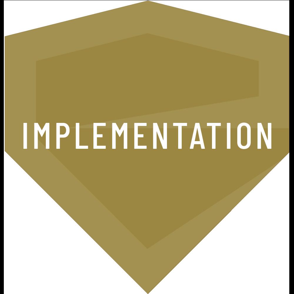 Entruity - Implementation