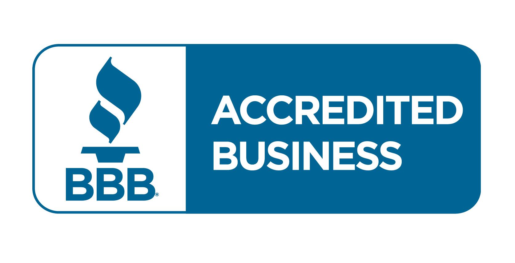 Better Business Bureau - Accredited Business badge