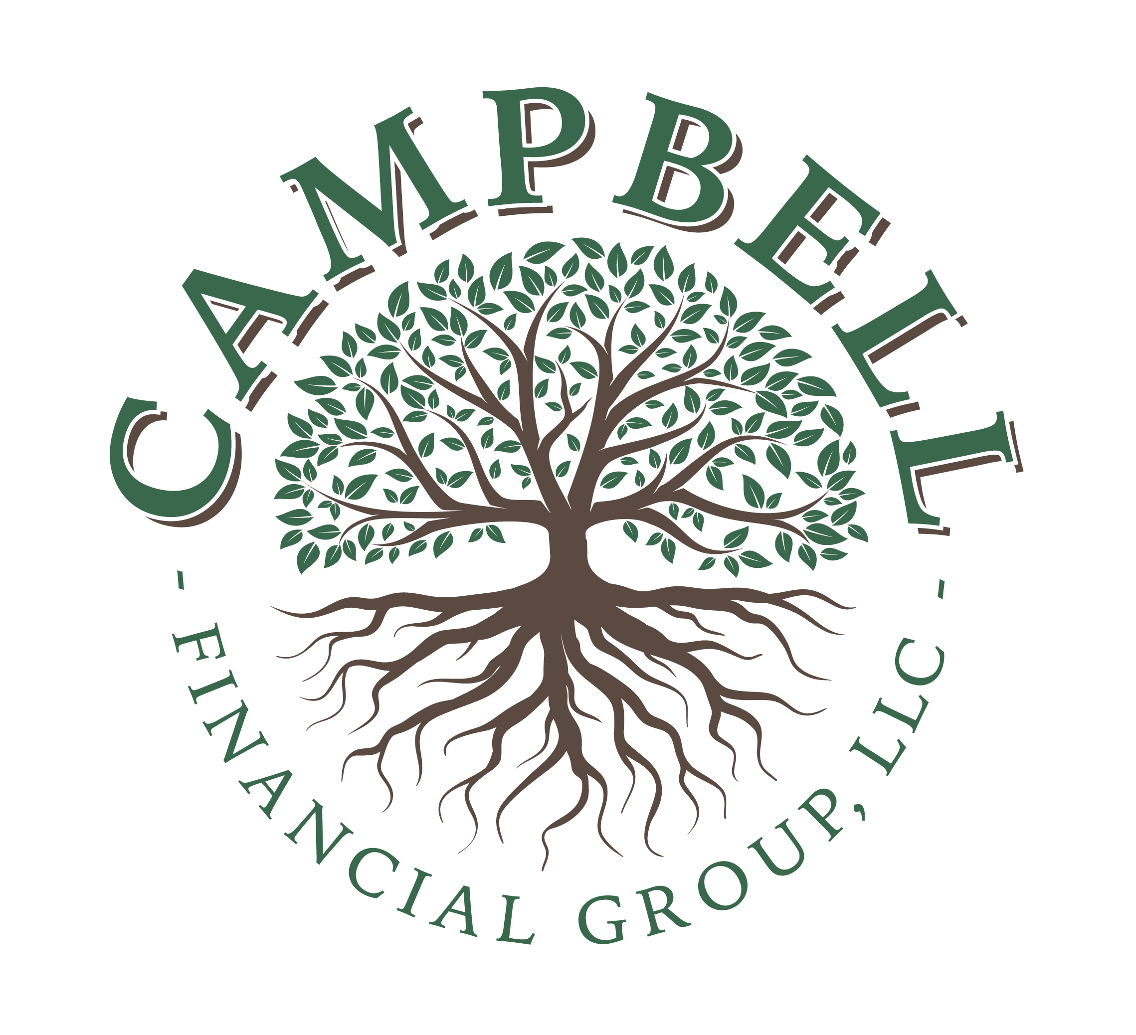 Logo for Campbell Financial Group