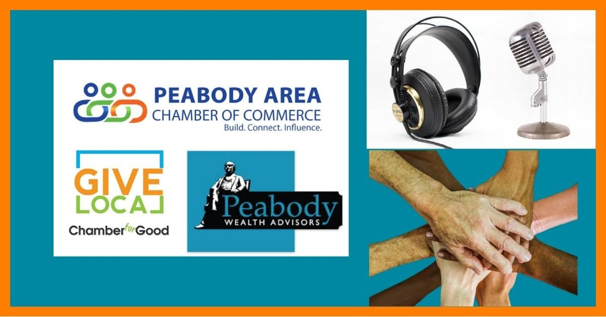 Interested in Charitable Giving in your Community? Learn more today on The Peabody Business Podcast! Thumbnail