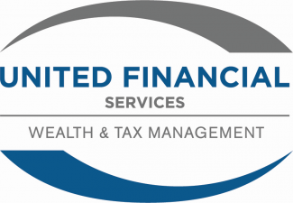 Logo for United Financial Services