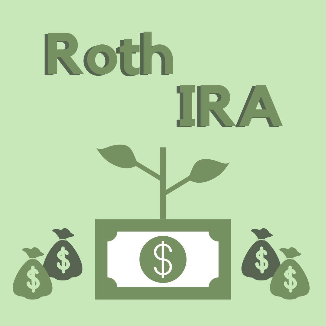😨Are younger people in your family still not investing in a Roth IRA?😨 No age is too young to start! Thumbnail