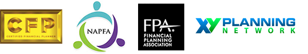 CFP NAPFA FPA and XY Planning Network affiliations for Weiss Financial Group in Putnam County, New York