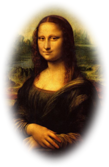 Investment management - mona lisa no frame image