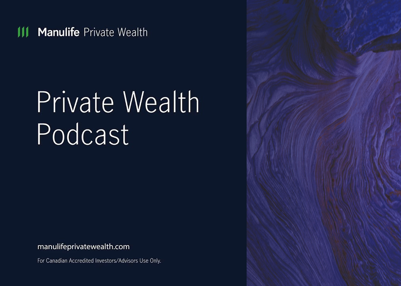 Latest Private Wealth Podcast: Featuring Frances Donald and Jamie Robertson Thumbnail