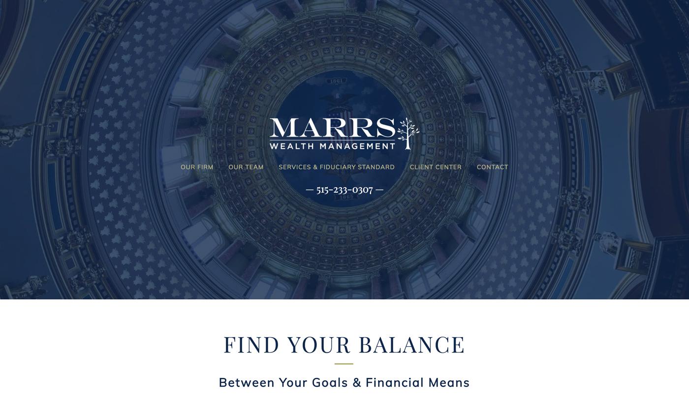 Marrs Wealth Management